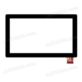 JQ7074 Digitizer Glass Touch Screen Replacement for 7 Inch MID Tablet PC