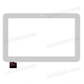 FPC-FC90S062-02 03 Digitizer Glass Touch Screen Replacement for 9 Inch MID Tablet PC