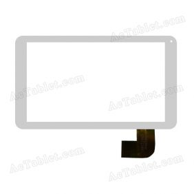 XN1329V1 Digitizer Glass Touch Screen Replacement for 9 Inch MID Tablet PC