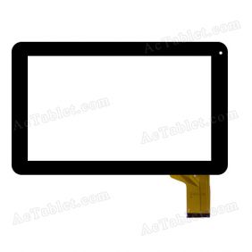 XG-0902 QX Digitizer Glass Touch Screen Replacement for 9 Inch MID Tablet PC
