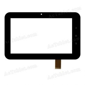 TYF-1015V3-20121013-V3 Digitizer Glass Touch Screen Replacement for 7 Inch MID Tablet PC