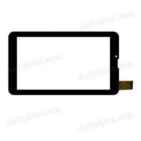RSD-005-008 V3 Digitizer Glass Touch Screen Replacement for 7 Inch MID Tablet PC