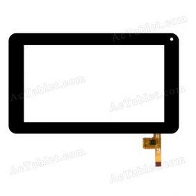 04-0700-217B Digitizer Glass Touch Screen Replacement for 7 Inch MID Tablet PC
