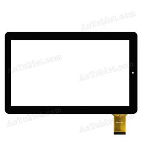 CLV3889-L JT 14/36 Digitizer Glass Touch Screen Replacement for 10.1 Inch MID Tablet PC
