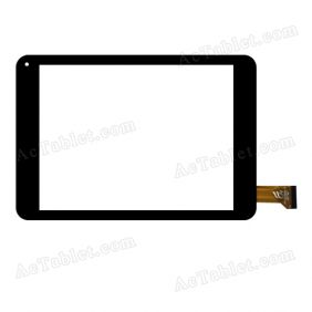 FPC-TP785071-00 Digitizer Glass Touch Screen Replacement for 7.9 Inch MID Tablet PC
