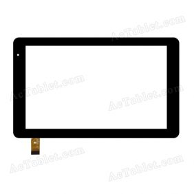 FPC-CY90SO85(A90)-00 Digitizer Glass Touch Screen Replacement for 9 Inch MID Tablet PC