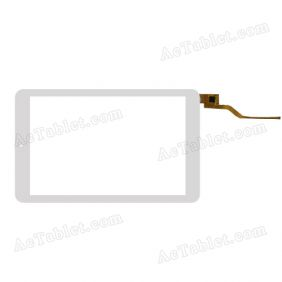 YCF0531-B Digitizer Glass Touch Screen Replacement for 8 Inch MID Tablet PC