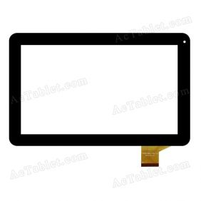VTC5010A32-FPC-1.0 Digitizer Glass Touch Screen Replacement for 10.1 Inch MID Tablet PC