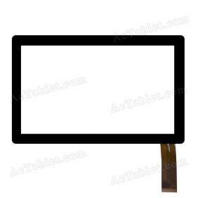 AP-Q8 66 Digitizer Glass Touch Screen Replacement for 7 Inch MID Tablet PC