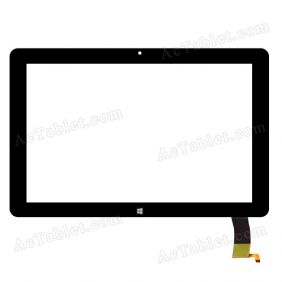Digitizer Touch Screen Replacement for Onda V116w Z3736F Quad Core 11.6 Inch Tablet PC