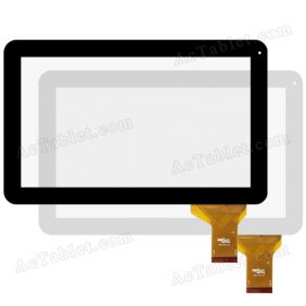 300-L3709J-A00 Digitizer Touch Screen Replacement for 10.1 Inch Android Tablet PC