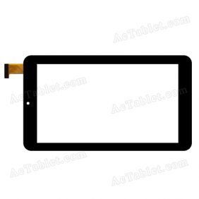 Digitizer Touch Screen Replacement for eSTAR MID7338 BEAUTY HD Quad Core Tablet PC