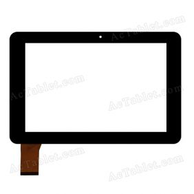 SG5940A-FPC_V2-1 Digitizer Glass Touch Screen Replacement for 10.1 Inch MID Tablet PC