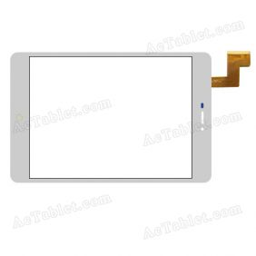 FPCA-79A14-V02 V01 Digitizer Glass Touch Screen Replacement for 7.9 Inch MID Tablet PC
