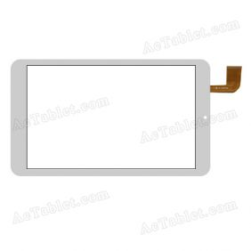 FPCA-80A15-V01 V02 Digitizer Glass Touch Screen Replacement for 8 Inch MID Tablet PC