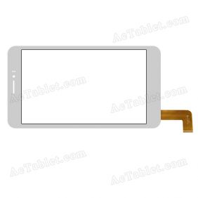 FPC-70T2-V01 V02 Digitizer Glass Touch Screen Replacement for 6.95 Inch MID Tablet PC