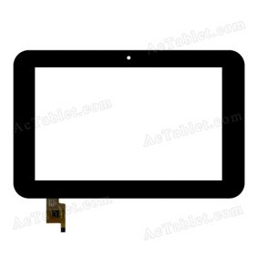 A11020700095_V03 Digitizer Glass Touch Screen Replacement for 7 Inch MID Tablet PC