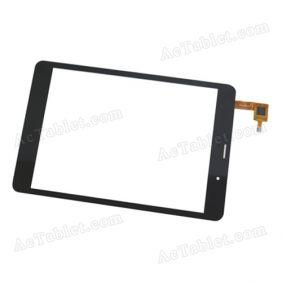 F-WGJ78094-V2 Digitizer Glass Touch Screen Replacement for 7.9 Inch MID Tablet PC