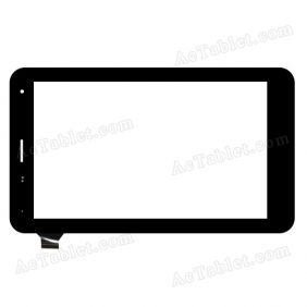 F-WGJ70606-V2  Digitizer Glass Touch Screen Replacement for 7 Inch MID Tablet PC