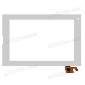DY09005(V1) Digitizer Glass Touch Screen Replacement for 8 Inch MID Tablet PC