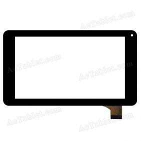 ZJ-70065G Digitizer Glass Touch Screen Replacement for 7 Inch MID Tablet PC
