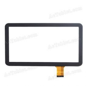 YuYa-B05-JST-1705 Digitizer Glass Touch Screen Replacement for 7 Inch MID Tablet PC