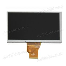 20000938-31 LCD Display Screen Replacement for 6.5 Inch MID Tablet PC