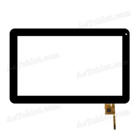 FPC-CTP-1010-011-1 Digitizer Glass Touch Screen Replacement for 10.1 Inch MID Tablet PC