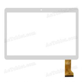 Digitizer Touch Screen Replacement for VOYO Q901HD 3G MT6582 Quad Core 9.6 Inch Tablet PC