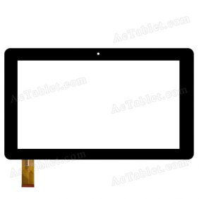 Replacement Touch Screen for Dragon Touch X10 II 10 Inch Octa Core 10.1 Tablet PC