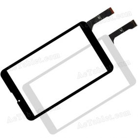 PB80JG1730-R2 Digitizer Glass Touch Screen Replacement for 8 Inch MID Tablet PC