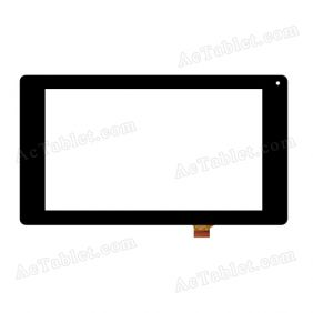 PB70JG1226 Digitizer Glass Touch Screen Replacement for 7 Inch MID Tablet PC