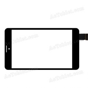 C104187A1 DRFPC244T-V1.0 Digitizer Glass Touch Screen Replacement for 7 Inch MID Tablet PC