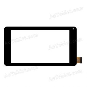 ZHC-0312A TPBRR20012-3303 Digitizer Glass Touch Screen Replacement for 7 Inch MID Tablet PC