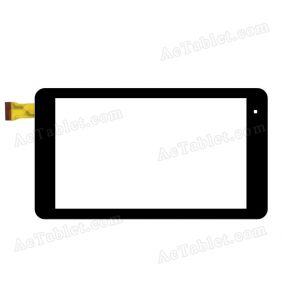 ZJ-70121D Digitizer Glass Touch Screen Replacement for 7 Inch MID Tablet PC