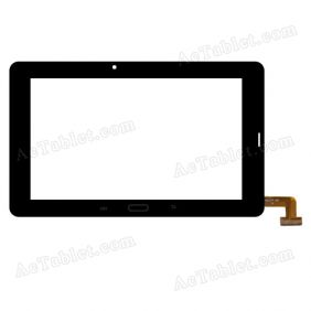 MGLCTP-284 MGLCTP-284A Digitizer Glass Touch Screen Replacement for 7 Inch Tablet PC
