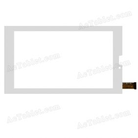 YDT1357-A1 Digitizer Glass Touch Screen Replacement for 7 Inch MID Tablet PC