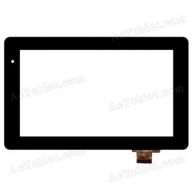 OLM-070B0089-FPC Digitizer Glass Touch Screen Replacement for 7 Inch MID Tablet PC