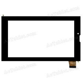 MTCTP-70560 Digitizer Glass Touch Screen Replacement for 7 Inch MID Tablet PC