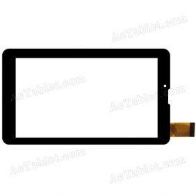 AT-C70106-FPC Digitizer Glass Touch Screen Replacement for 7 Inch MID Tablet PC