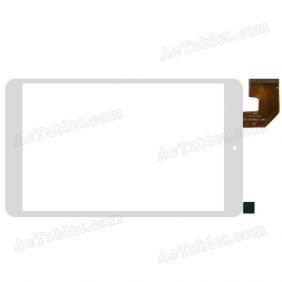 FPC-FC80J115-03 Digitizer Glass Touch Screen Replacement for 8 Inch MID Tablet PC