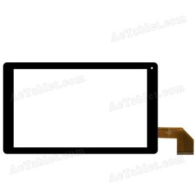 FPC-FC90S072-00 Digitizer Glass Touch Screen Replacement for 9 Inch MID Tablet PC