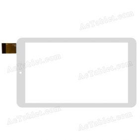 ZHC-0002B ZHC-00028 Digitizer Glass Touch Screen Replacement for 7 Inch MID Tablet PC