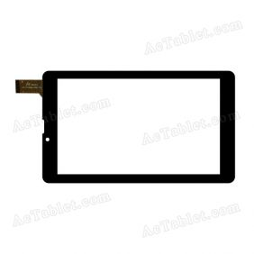 FPC-FC70J839-(S302-706)-00 Digitizer Glass Touch Screen Replacement for 7 Inch MID Tablet PC