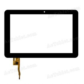 TOPSUN_F0065_A1 Digitizer Glass Touch Screen Replacement for 10.1 Inch MID Tablet PC