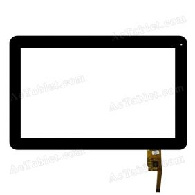 TOPSUN_G1003_A2 Digitizer Glass Touch Screen Replacement for 10.1 Inch MID Tablet PC