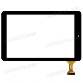 Digitizer Touch Screen Replacement for RCA 10 RCT6303W87 Viking Pro 10.1 Inch Tablet PC