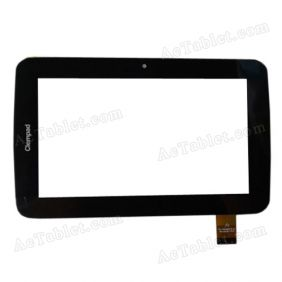 FPC-TP070186(773)-00 Digitizer Glass Touch Screen Replacement for 7 Inch MID Tablet PC