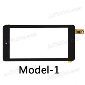 A0216-F0-A Digitizer Glass Touch Screen Replacement for 7 Inch MID Tablet PC