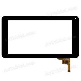 300-N3803W-A00 Digitizer Glass Touch Screen Replacement for 7 Inch MID Tablet PC